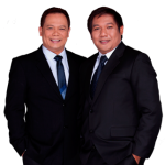 Jun Kintanar and Joey Marcelo