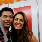 selfie with vanessa horn ance 2014