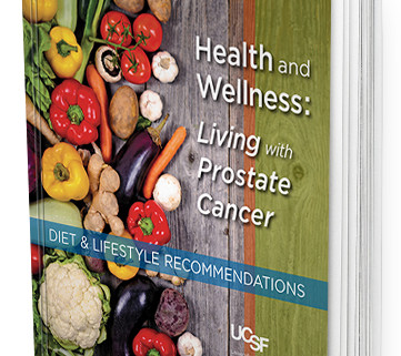 Health and Wellness: Living with Prostate Cancer.