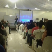 Building a prosperity mindset! #AIMWorld Davao Leaders Training by Visionary P...