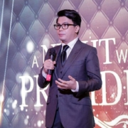 A Night with the President held last October 20, 2017 at the EDSA Shangri-La, Ma...